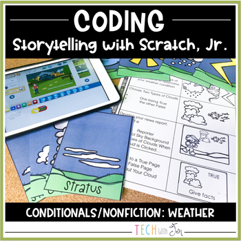 WEATHER CLOUDS INTERACTIVE STORYTELLING AND CODING NONFICTION
