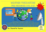 WEATHER FORECASTING - FREE INFORMATION, MAPS, REPORTS, RESOURCES & PRINTABLES