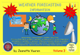 WEATHER FORECASTING - INFORMATION VOLUME 3 by JEANETTE VUUREN