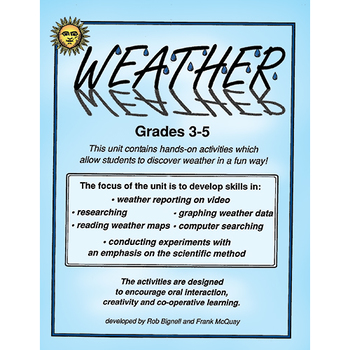 WEATHER Gr. 3-5