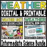 Weather and Climate: NGSS  3rd Grade Bundle