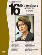 16 Extraordinary American Women (Second Edition)