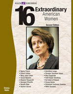 16 Extraordinary American Women (Second Edition)