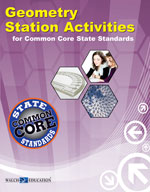 Geometry Station Activities for Common Core State Standards (Revised)