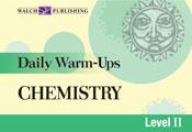 Daily Warm-Ups: Chemistry (Level II)