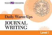 Daily Warm-Ups: Journal Writing, (Level I)