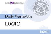 Daily Warm-Ups: Logic, (Level I)