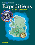 Expeditions in Your Classroom for Common Core State Standards, Geometry