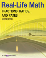 Real-Life Math: Fractions, Ratios, and Rates