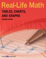 Real-Life Math: Tables, Charts, and Graphs