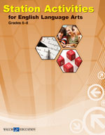 Station Activities for English Language Arts (Middle School)