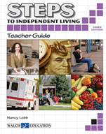 Steps to Independent Living Teacher's Guide (Third Edition)