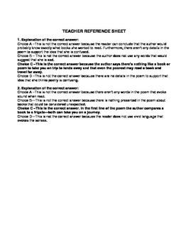 WEEK 12 8TH GRADE BELL RINGERS FOR READING & LA (FCAT PARCC COMMON CORE)