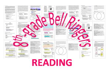 WEEK 18 8TH GRADE BELL RINGERS FOR READING & LA (FCAT PARC