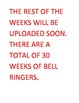 WEEK 2 8TH GRADE BELL RINGERS FOR READING & LA (FCAT PARCC COMMON CORE)
