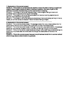 WEEK 4 8TH GRADE BELL RINGERS FOR READING & LA (FCAT PARCC COMMON CORE)