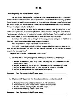 WEEK 4 8TH GRADE BELL RINGERS FOR READING & LA (FCAT PARCC