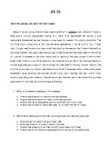 WEEK 8 8TH GRADE BELL RINGERS FOR READING & LA (FCAT PARCC COMMON CORE)