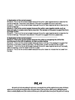 WEEK 9 8TH GRADE BELL RINGERS FOR READING & LA (FCAT PARCC COMMON CORE)