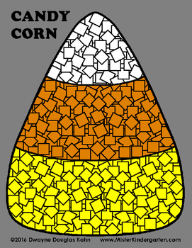 WEEKLY FREEBIE #111 - Candy Corn