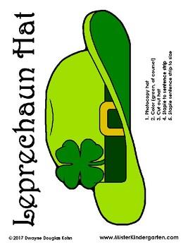 WEEKLY FREEBIE #126: Leprechaun Hat