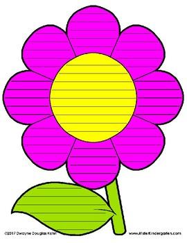 WEEKLY FREEBIE #127: Flower Stationery