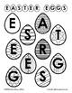 WEEKLY FREEBIE #154: Easter Eggs