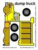 WEEKLY FREEBIE #27: Vehicles paper craft activity