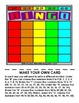 WEEKLY FREEBIE #41: BINGO Game Numbers 0-50