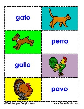 WEEKLY FREEBIE #43: FARM ANIMAL FLASH CARDS (English, Spanish, French, Chinese)