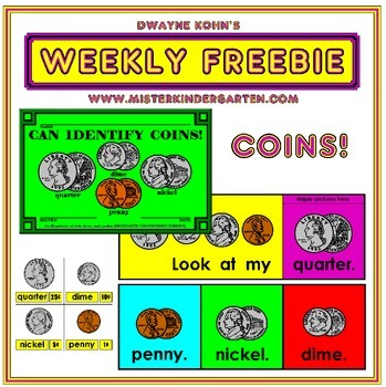 WEEKLY FREEBIE #51: Coins