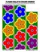 WEEKLY FREEBIE #73: Flower Bulletin Board Border