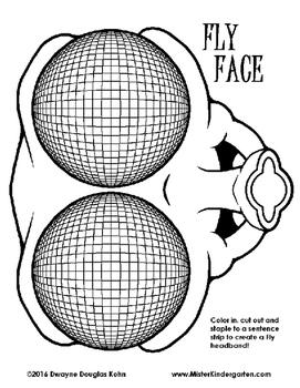 WEEKLY FREEBIE #95 - Fly Face!