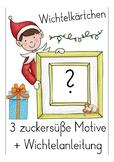 WEIHNACHTEN in Deutschland: Wichteln - free download German Christmas tradition