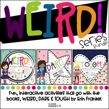 WEIRD! DARE! TOUGH! Bundle Book Companion