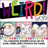 WEIRD! DARE! TOUGH! Bundle Book Companion