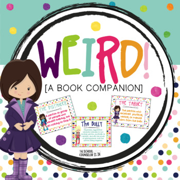 WEIRD! by Erin Frankel Book Companion