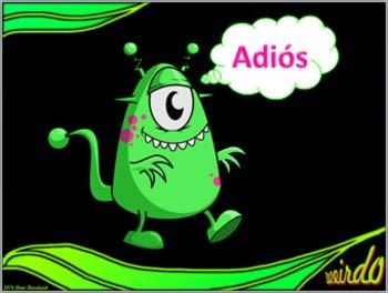 WEIRDO Verbs - Understanding the Spanish Subjunctive