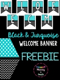 Welcome Banner-FREE