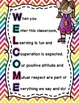 WELCOME Poster Freebie