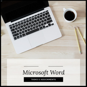 WELCOME TO WORD - 57 ASSIGNMENTS! 88 PAGES