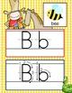 WESTERN - Alphabet Cards, Handwriting, ABC Flash Cards, AB