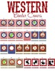 WESTERN - Binder Covers / MS Word, you personalize