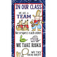 WESTERN - Classroom Decor: X-LARGE BANNER, In Our Class / Ranch
