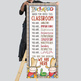 WESTERN - Classroom Decor: LARGE BANNER, When You Enter This Classroom