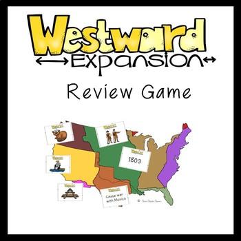 WESTWARD EXPANSION AND MANIFEST DESTINY GAME
