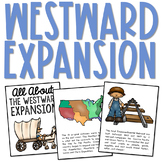 WESTWARD EXPANSION Posters   Coloring Book Pages   American History Project