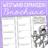 WESTWARD EXPANSION Research Brochure Template, American Hi