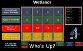 WETLANDS QUIZ (GAME)