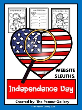 Website Sleuths: Independence Day (Fourth of July)